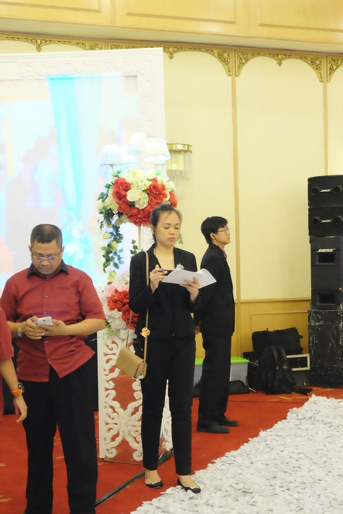The Wedding of Temy & Kartika by FIVE Seasons WO - 023