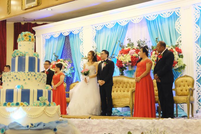 The Wedding of Temy & Kartika by FIVE Seasons WO - 026
