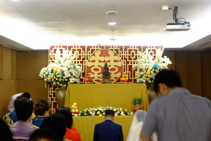 The Wedding of David and Dewi - Ayana Midplaza Jakarta by The Swan Decoration - 002