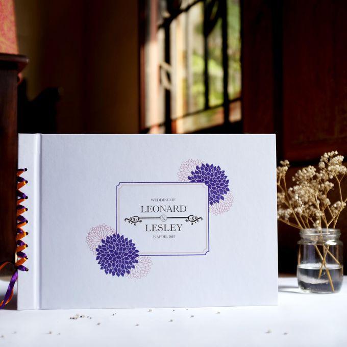 Leonard & Lesley by YOE'S CARD - 003