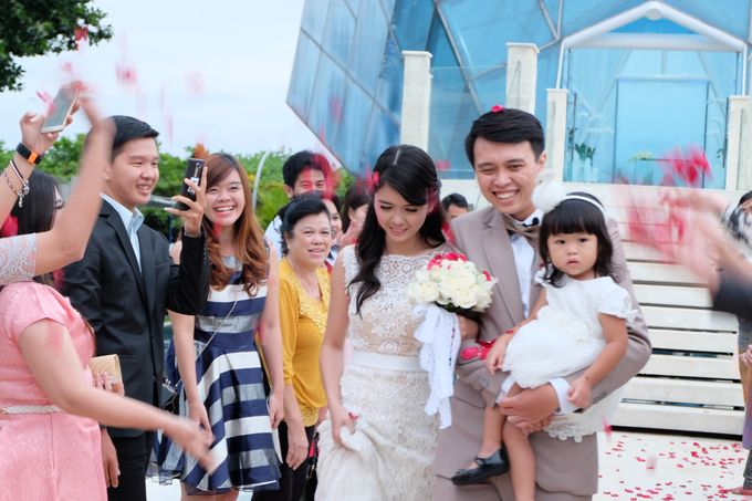 Diamond Chappel Bali - Michael & Intan Wedding by Impressions Wedding Organizer - 009