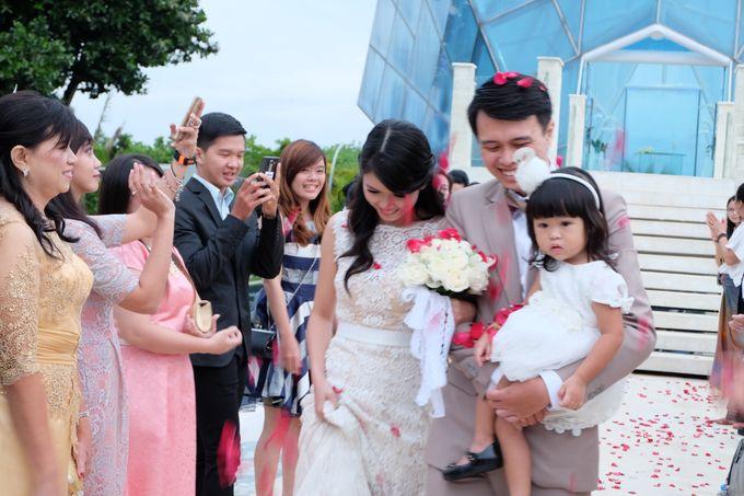Diamond Chappel Bali - Michael & Intan Wedding by Impressions Wedding Organizer - 001