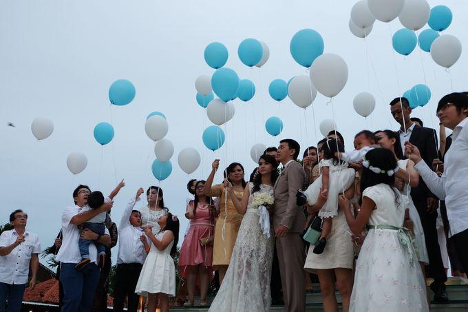 Diamond Chappel Bali - Michael & Intan Wedding by Impressions Wedding Organizer - 004