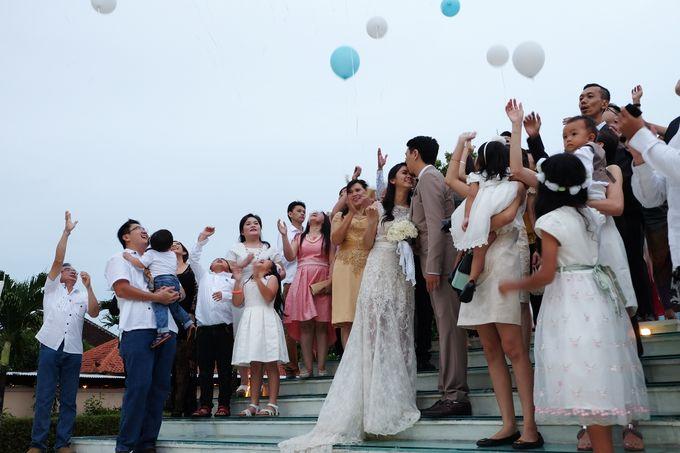 Diamond Chappel Bali - Michael & Intan Wedding by Impressions Wedding Organizer - 003