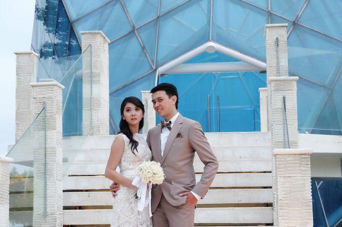 Diamond Chappel Bali - Michael & Intan Wedding by Impressions Wedding Organizer - 002