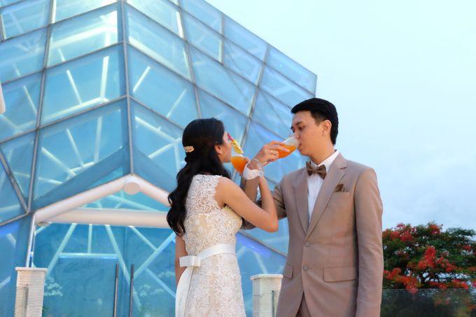 Diamond Chappel Bali - Michael & Intan Wedding by Impressions Wedding Organizer - 018