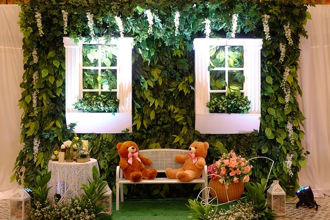The Wedding of David and Dewi - Ayana Midplaza Jakarta by The Swan Decoration - 005