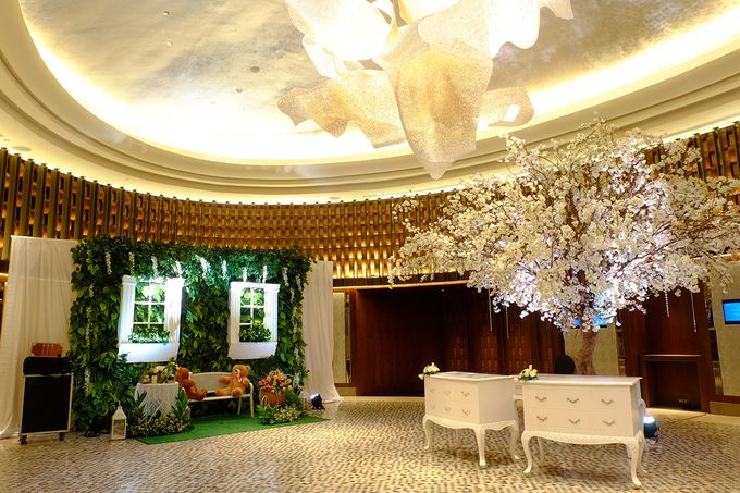 The Wedding of David and Dewi - Ayana Midplaza Jakarta by The Swan Decoration - 007