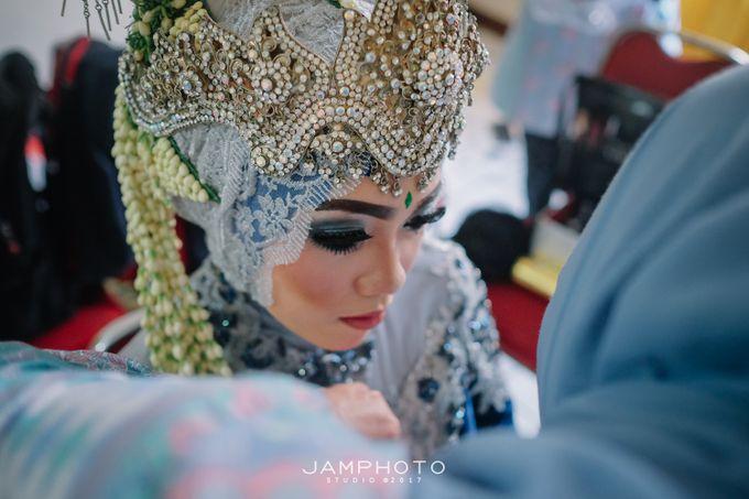 wedding from ka dwi & ka nasar by JaMphotostudio - 001