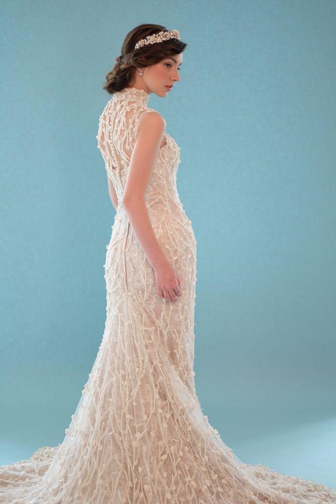 NEW ARRIVALS - Wedding Dress by LAMIIK BRIDAL - 002