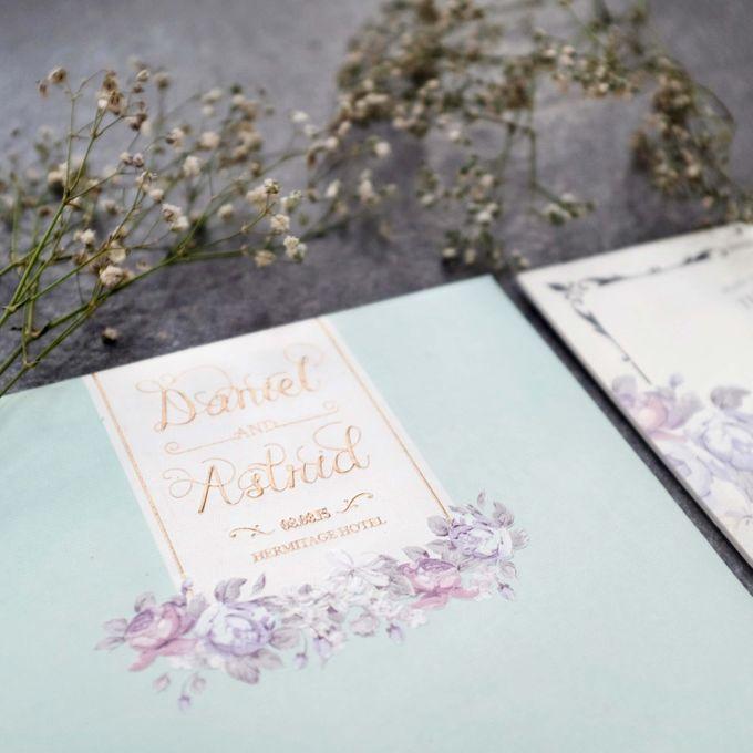 DANIEL & ASTRID by YOE'S CARD - 003