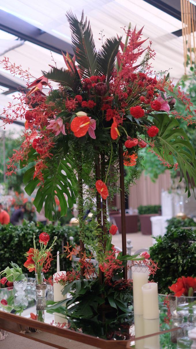 Segara Ballroom & Garden 1 by The Dharmawangsa Jakarta - 002