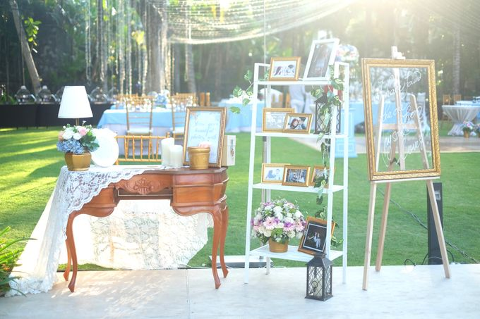 The Wedding of Gwen & Vernon by Precious Event Design - 004