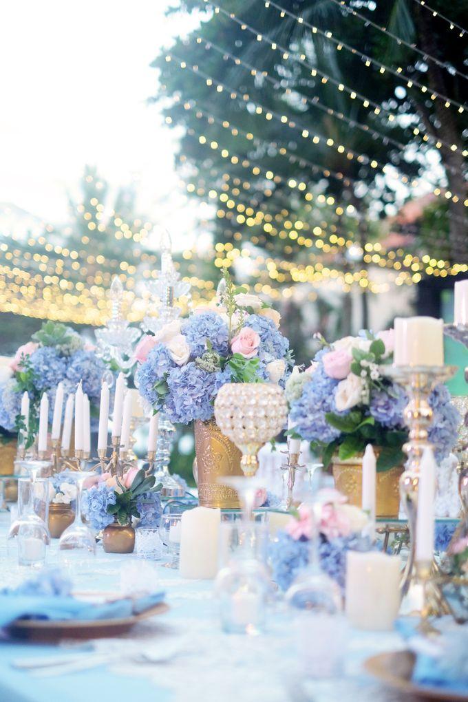 The Wedding of Gwen & Vernon by Precious Event Design - 005