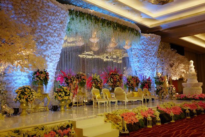 Joie de Vivre Wedding by Fuchsia Decoration - 002