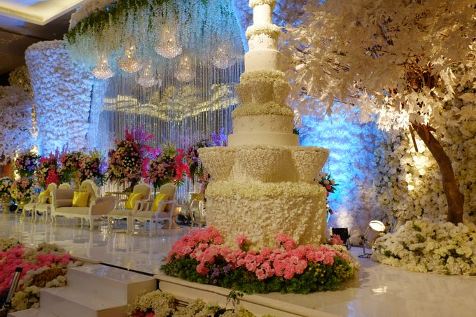 Joie de Vivre Wedding by Fuchsia Decoration - 001