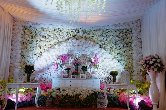 Joie de Vivre Wedding by Fuchsia Decoration - 005