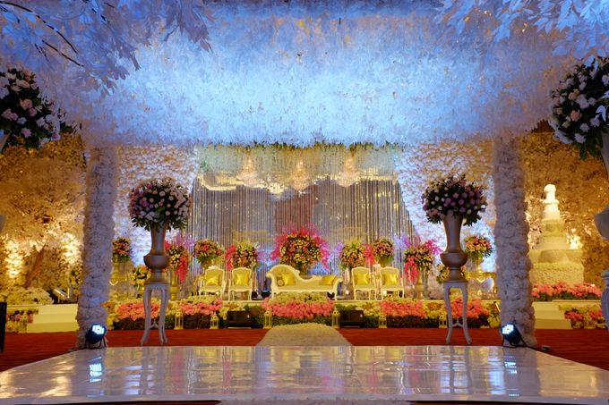 Joie de Vivre Wedding by Fuchsia Decoration - 003