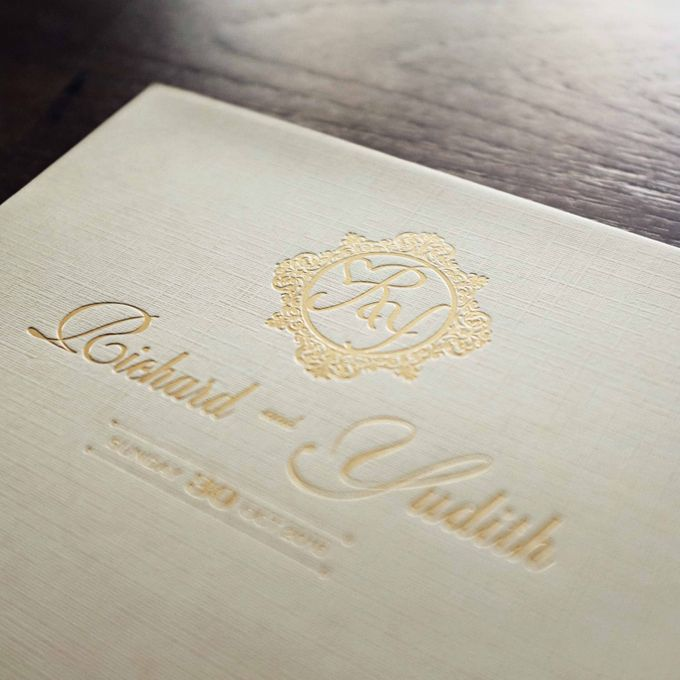 RICHARD & YUDITH by YOE'S CARD - 004