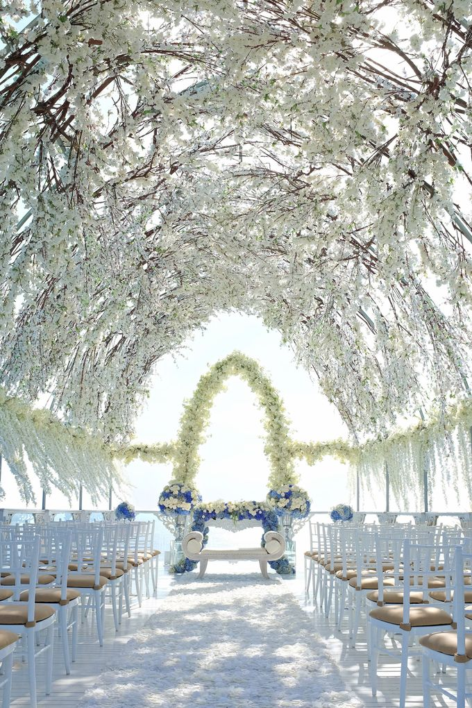 The Sacred Matrimony - Above the SKY by Royal Design Indonesia - 001
