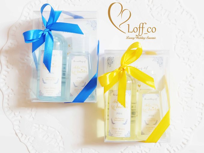Deep Cleansing Hand Soap and Shower Gel by Loff_co souvenir - 015