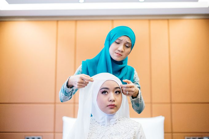 Qistina & Hadzwan Solemnization by Attirmidzy photography - 005