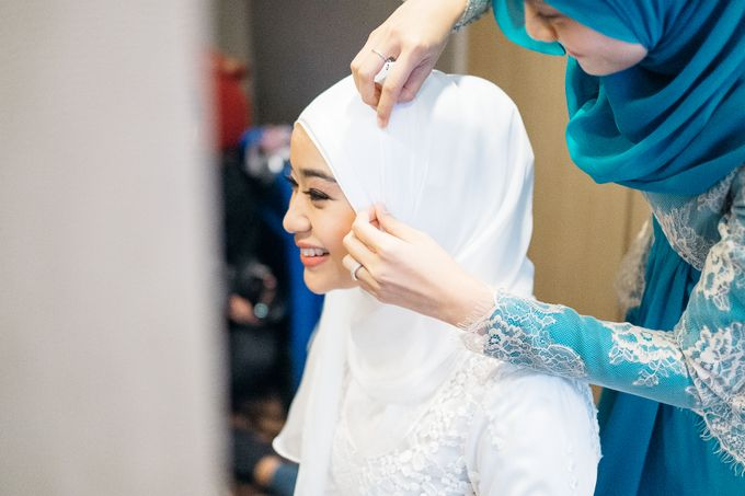 Qistina & Hadzwan Solemnization by Attirmidzy photography - 007