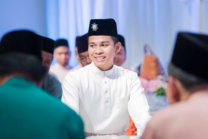 Qistina & Hadzwan Solemnization by Attirmidzy photography - 021