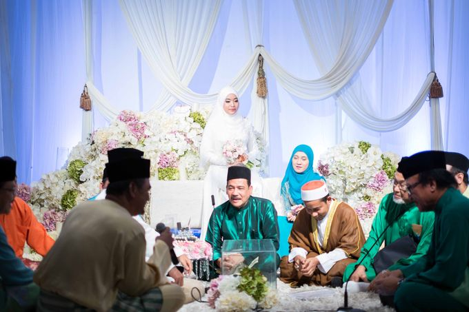Qistina & Hadzwan Solemnization by Attirmidzy photography - 019