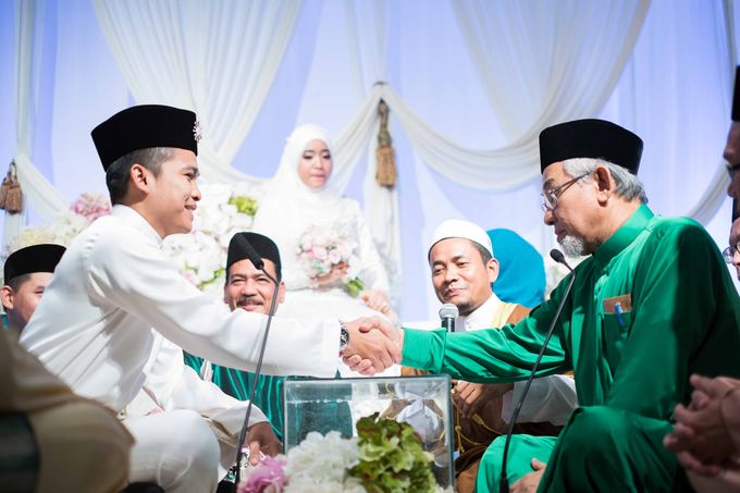 Qistina & Hadzwan Solemnization by Attirmidzy photography - 024