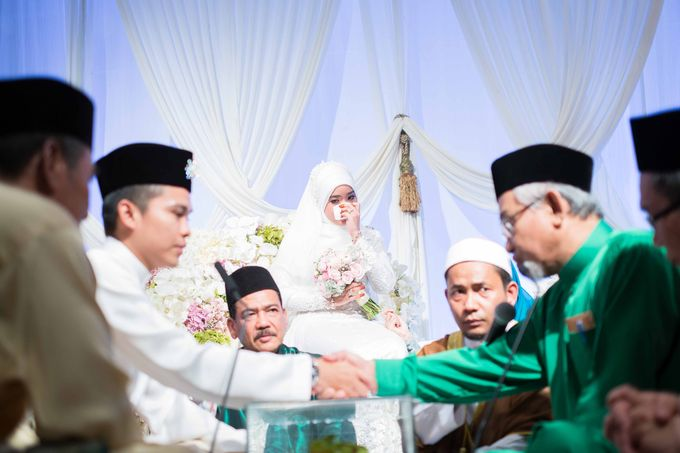 Qistina & Hadzwan Solemnization by Attirmidzy photography - 025