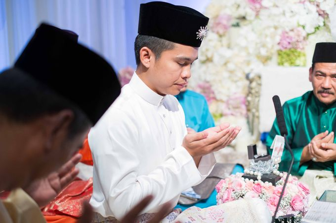 Qistina & Hadzwan Solemnization by Attirmidzy photography - 026