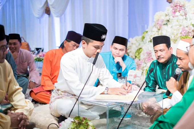 Qistina & Hadzwan Solemnization by Attirmidzy photography - 028
