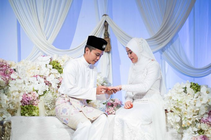 Qistina & Hadzwan Solemnization by Attirmidzy photography - 031