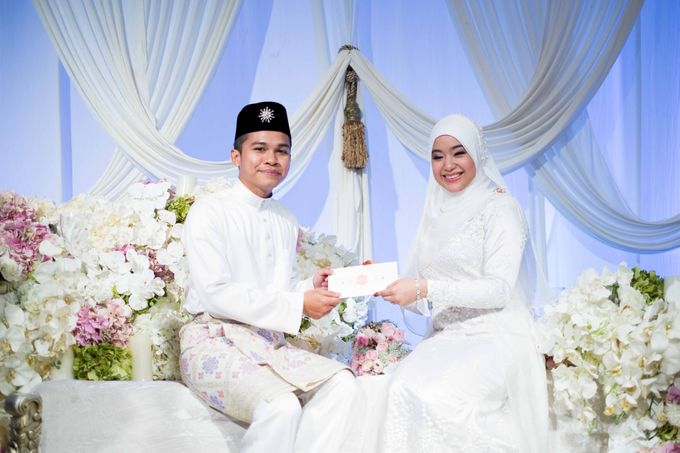 Qistina & Hadzwan Solemnization by Attirmidzy photography - 032