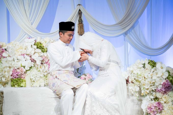 Qistina & Hadzwan Solemnization by Attirmidzy photography - 033