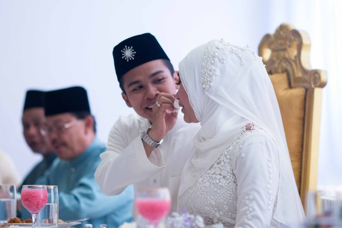Qistina & Hadzwan Solemnization by Attirmidzy photography - 035