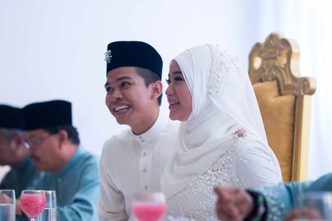 Qistina & Hadzwan Solemnization by Attirmidzy photography - 034