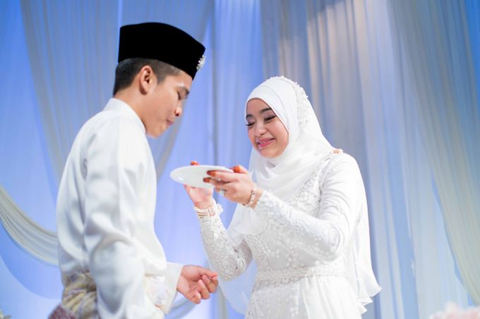 Qistina & Hadzwan Solemnization by Attirmidzy photography - 037