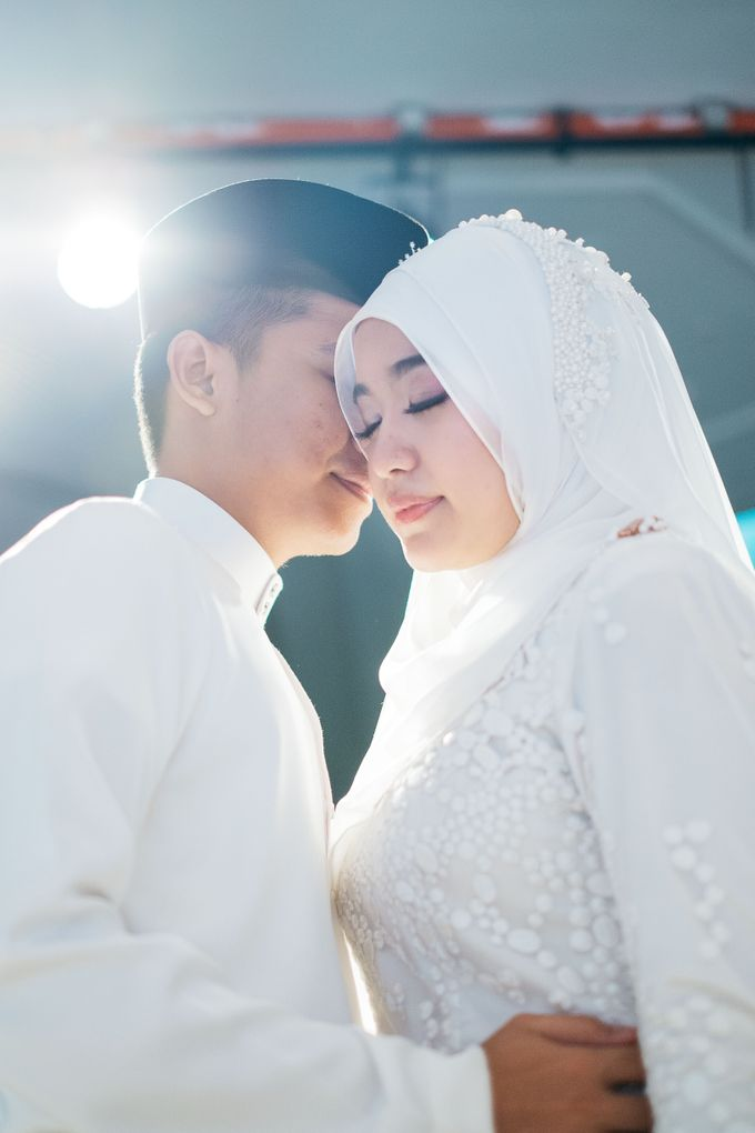Qistina & Hadzwan Solemnization by Attirmidzy photography - 040