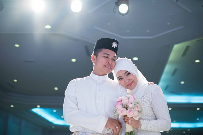 Qistina & Hadzwan Solemnization by Attirmidzy photography - 041