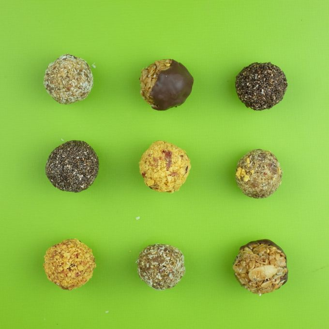 Healthy Dessert and Snacks by CHIA-YO by Chia-Yo - 006