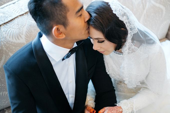 Nadrah & Asyraf by Attirmidzy photography - 046
