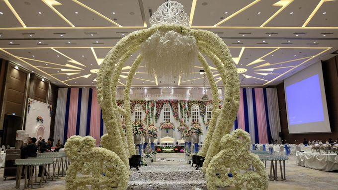 Wedding of Michael & Setiawati by Novotel Tangerang - 003