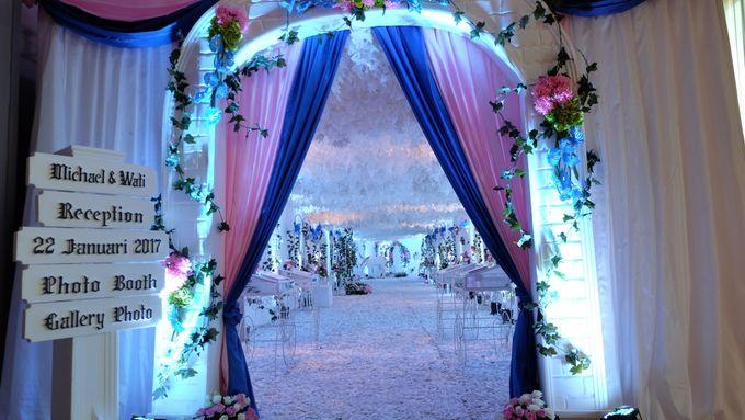 Wedding of Michael & Setiawati by Novotel Tangerang - 005