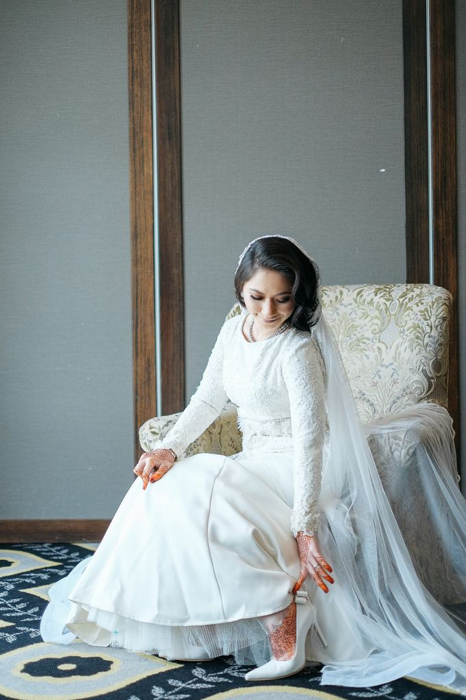 Nadrah & Asyraf by Attirmidzy photography - 018