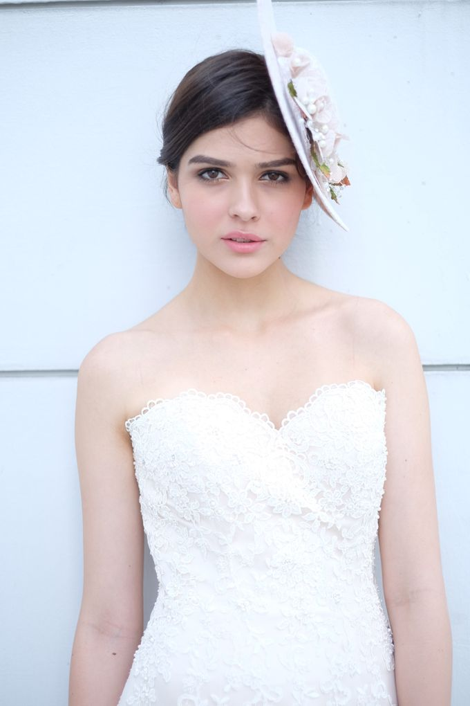 Bride Fashion shoot by Cocoon makeup and hair - 010