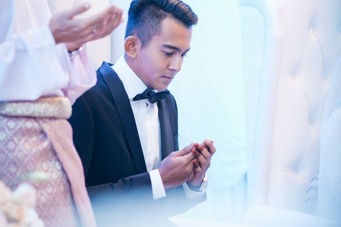Nadrah & Asyraf by Attirmidzy photography - 030