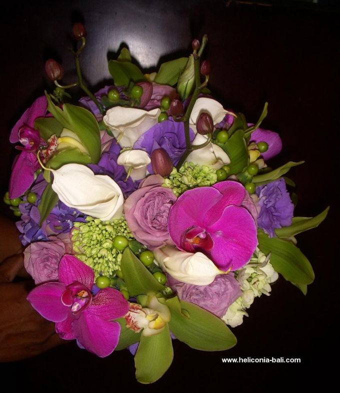 WEDDING BOUQUET by HELICONIA  Bali - 011