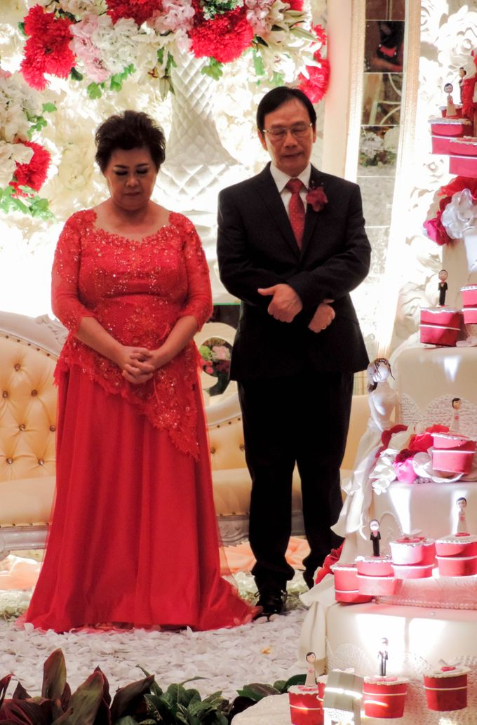 WEDDING RICHARDO & WINNY WINATA by Stephanie Amanda Couture - 001